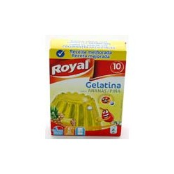 Gelatina Royal Ananas