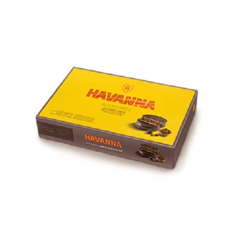 Alfajores Havanna x 12 Chocolate