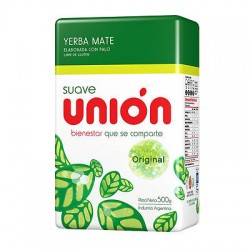 Yerba Mate Union Suave 500 gr.