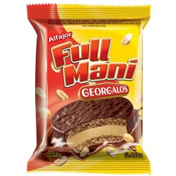 Alfajor de Mani Georgalos